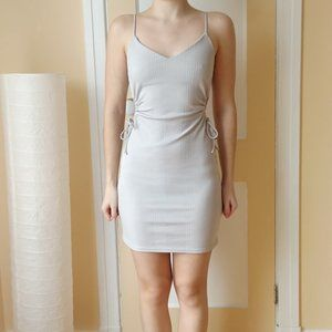 Grey Topshop dress